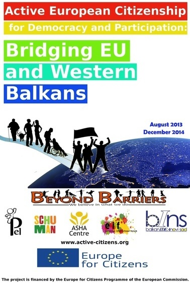 Active European Citizenship for Democracy and Participation: Bridging EU and Western Balkans