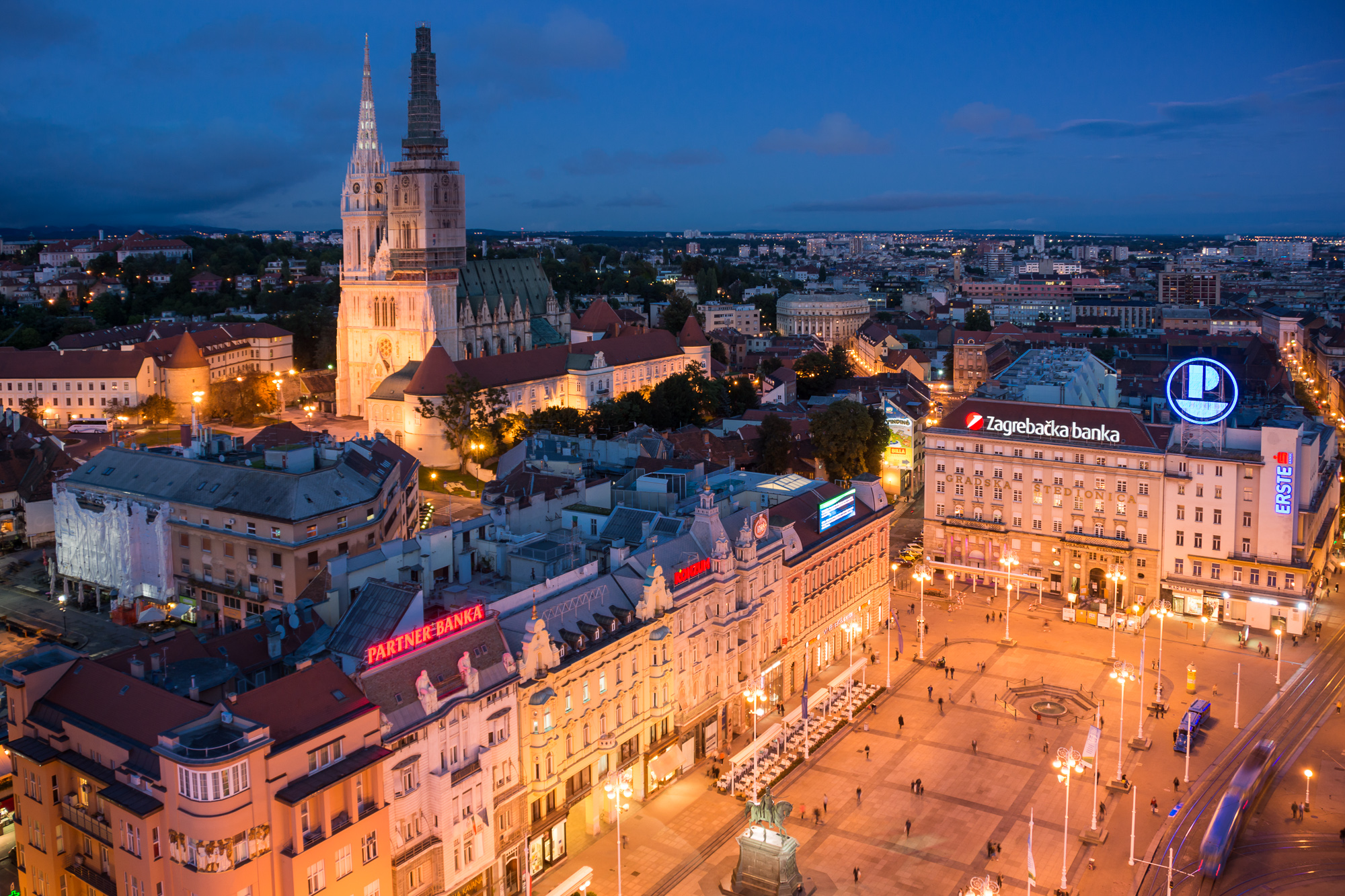 Zagreb-Croatia - Association for Progress, Education and